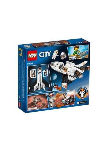 Lego LEGO City Mars Araştırma Mekiği Renkli